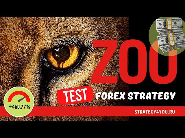 +460,77% за 12 мес: Тест стратегии форекс «ZOO» для GBP/USD (H1)