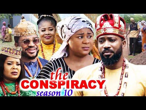 Download THE CONSPIRACY SEASON 10(Trending New Movie)Fredrick Leonard & Uju Okoli) 2021  Nigerian Movie 720p