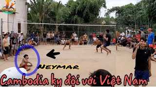 CAMPUCHIA ky đội VIỆT NAM(super neymar,....cầu....)
