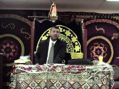 "Rabbi Yosef Mizrachi - ""Parashat Tazria/Metzora"""