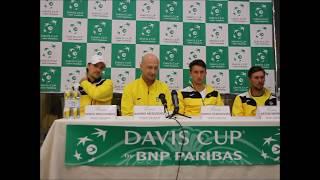 Кубок Дэвиса: итоги проигранного матча со Швецией