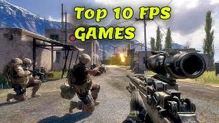TOP 10 BEST Upcoming FIRST PERSON SHOOTERS Games of 2019   PS4 Xbox One PC 🔥🔥🎮