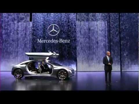 Mercedes-Benz 2011 F125 Hydrogen Gullwing...