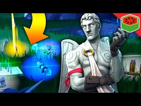 THE SCAVENGER CHALLENGE! | Fortnite Battle Royale