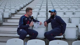 The Art of Leg Spin Bowling with Adil Rashid and Jos Buttler