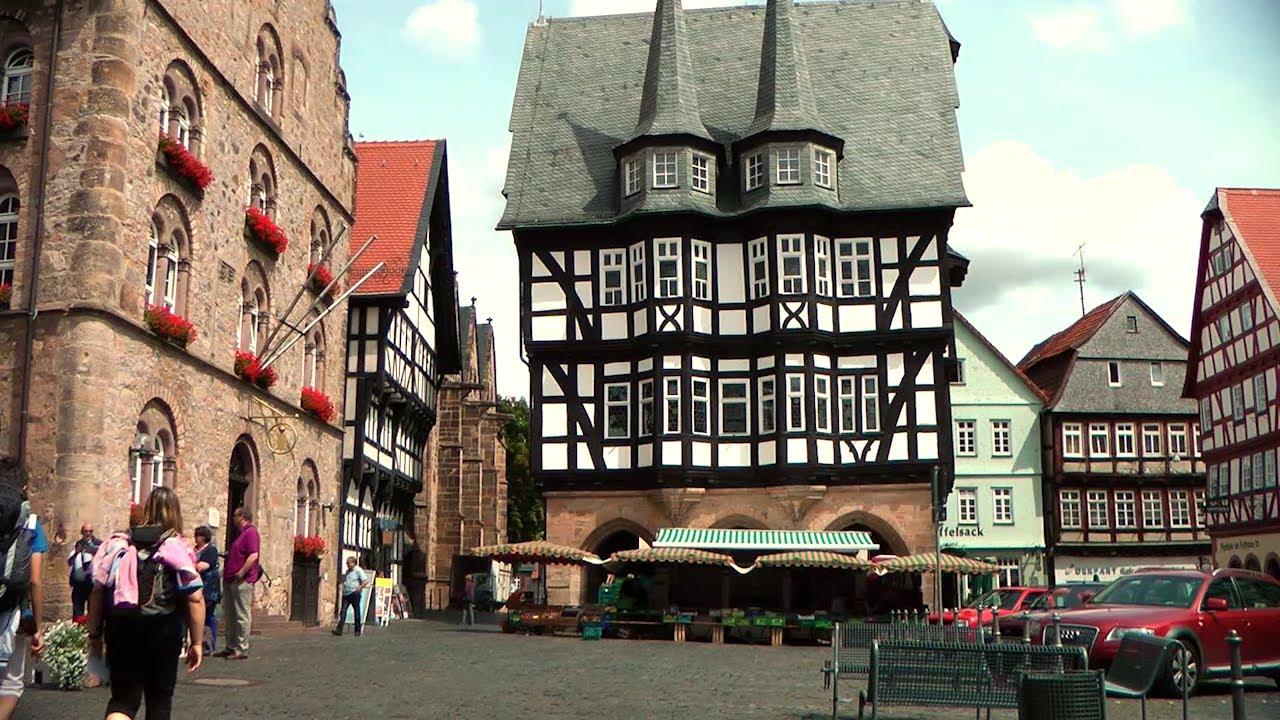 Alsfeld Germany 2012 Youtube