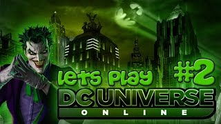 DC Universe Online Xbox Walkthrough - Super Duper Speed - Let