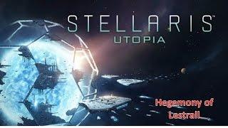 stellaris l utopia dlc l hegemony of lestrall l ziiran space turtles l ep 1