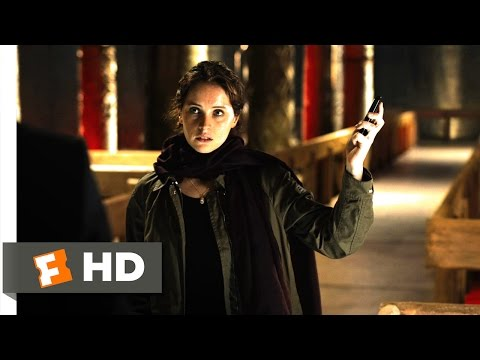 Inferno (2016) - Kill Billions to Save Lives Scene (9/10) | Movieclips