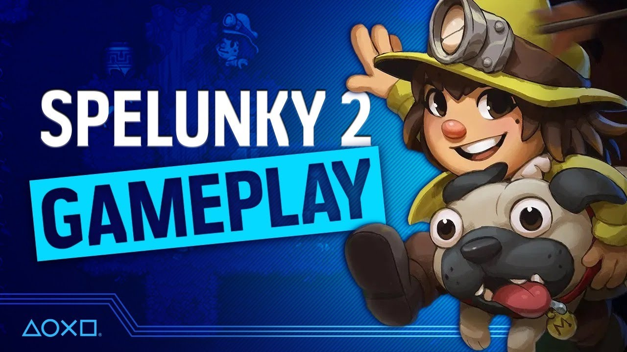 Spelunky 2 - How Far Will We Get?