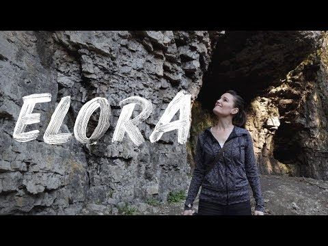 Elora, Ontario in 2 MINUTES (WOW air travel guide application)