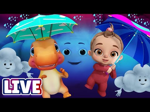 3D Nursery Rhymes & Kids Songs - ChuChu TV Funzone Live Stream