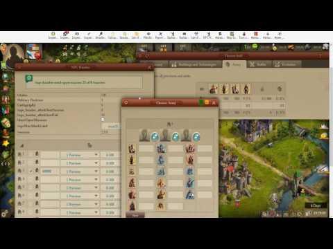 Imperia Online Nightwatch (Aurora) Script : Tutorial - NPC Hunter(Detailed)