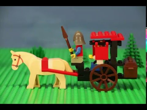 Lego film #7 - Knights Castle
