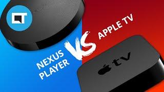 Apple TV VS Nexus Player: qual o melhor dispositivo para tornar sua TV