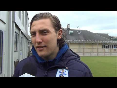 INTERVIEW: Huddersfield Town's Michael Hefele discusses physical battles ahead of Nottingham Forest