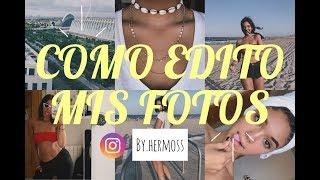 Como edito mis fotos/¿Qué apps uso?  Alicia Martínez  YouTube Videos