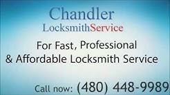 Chandler Locksmith Service - 24 Hour Locksmith Chandler AZ