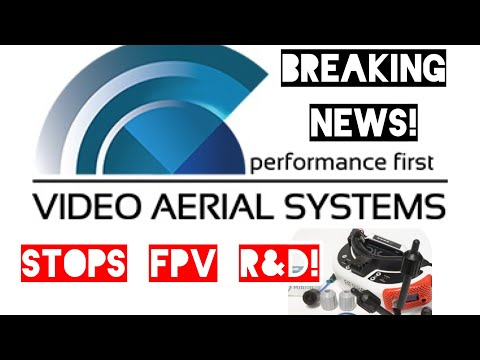 VAS Antennas pulls out of FPV! R&D Done: Droneconomics Breaking News