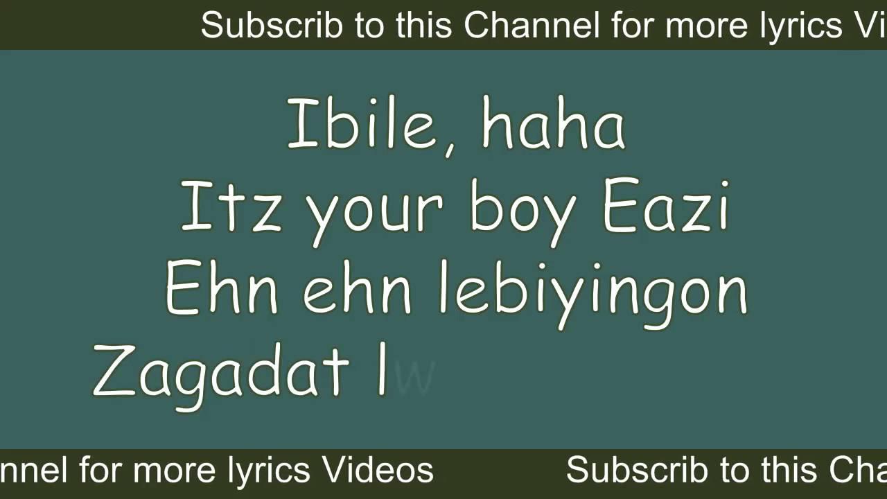 Download Reminisce-If-E-No-BE-God-Ft_-Mr-Eazi [Video Official Lyrics]