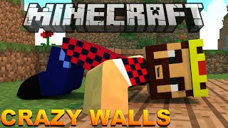 ПРЯЧУЩИЕСЯ ВРАГИ - Minecraft Crazy Walls (Mini-Game)