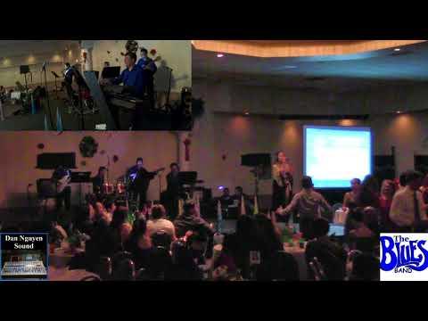 TÌNH YÊU TUYỆT VỜI  - Ánh Minh (12-17-17 Raleigh Noth Carolina, The  Blues Band)