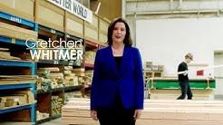 Gretchen Whitmer Campaign Ad Michigan Governor 2018 – Get It Done