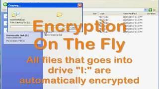Vientec External Drive Encryption Service