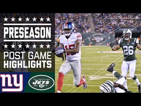 Giants vs. Jets | Game Highlights | NFL