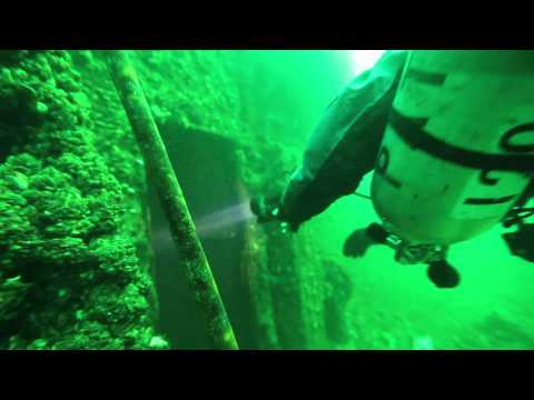 Underwater Adventure in Kingston - Ontario, Canada
