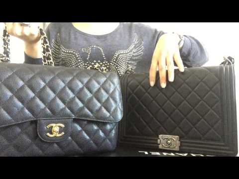 a3de96cd189b Classic Chanel Bag Vs Boy Bag | Stanford Center for Opportunity ...