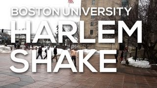 Harlem Shake vBU (Boston University)
