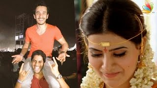 Nagarjuna's sons Naga Chaitanya and Akhil getting engaged together? | Samantha