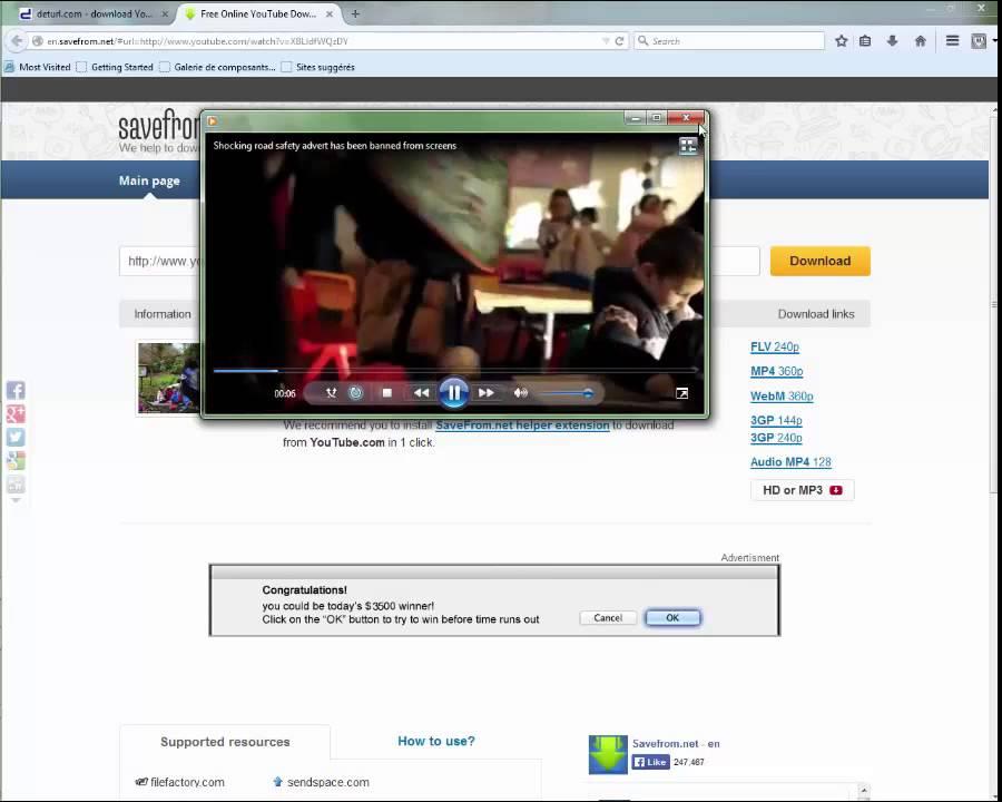 comment télécharger rapidement une vidéo sur youtube sans logiciel