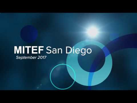 MIT Enterprise Forum  San Diego – Sept. 2017 Microbiome