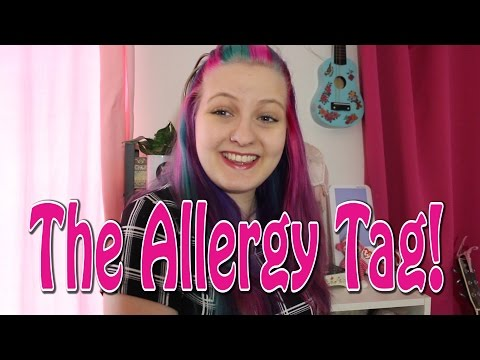 The Allergy Tag!