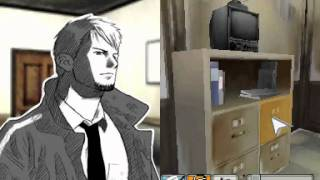 Nintendo DS Longplay [037] Hotel Dusk (Part 2 of 10)