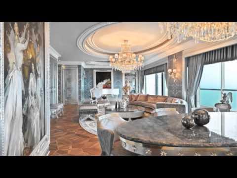 Luxury Hotels Interiors
