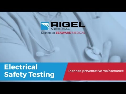 Electrical Safety Testing - Planned Preventative Maintenance
