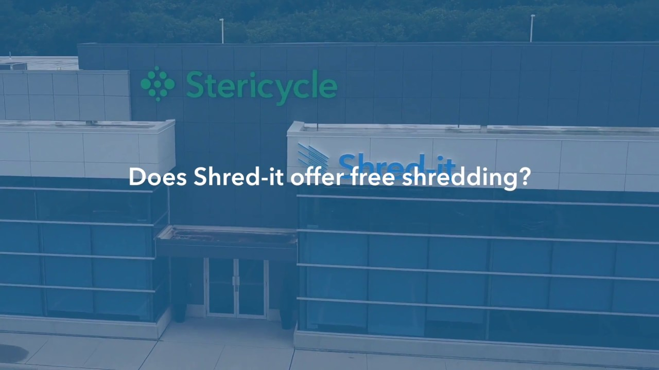 FAQs: Shredding & Information Security Service Questions