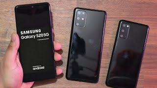 Samsung Galaxy S20 / 20 Plus / S20 Ultra - UNBOXING, First Look and Comparison
