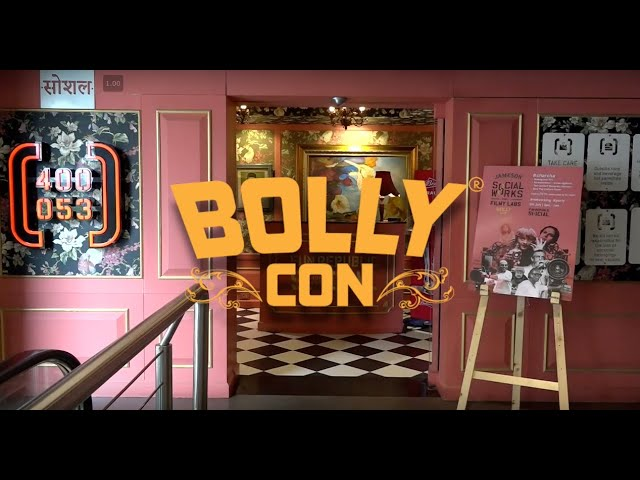 BollyCon Filmy Labs - HIGHLIGHTS