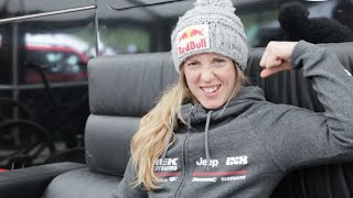 Rachel Atherton's 2016 Win In Fort William - The Interview