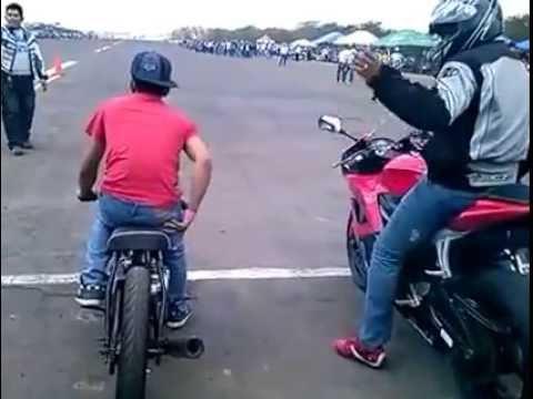 Esta moto FEA dejó a todo el mundo con la boca abierta