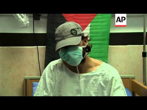 Italian man injured in clashes between Palestinians and police