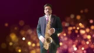 392:-Gata Rahe Mera Dil -LIVE Saxophone Cover | Kishore Kumar| Guide