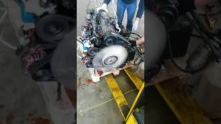 Hyundai D4BH проверка мотора