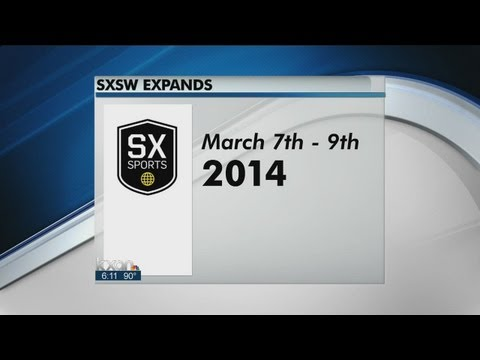 SXSW announces addition on SXsports for 2014