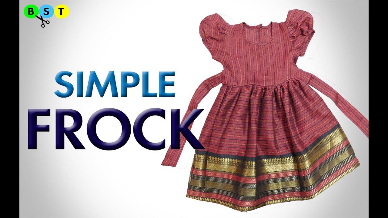 2b459ba43c0e Simple Frock