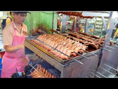 Delicious STREET FOOD in Kuala Lumpur - JALAN PEEL | Food and Travel Channel | Malaysia